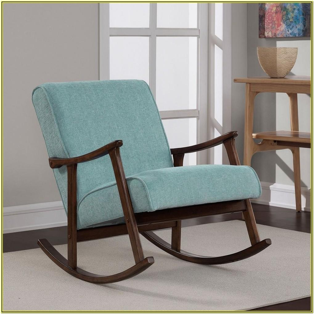 Fabric Rocking Chairs Living Room