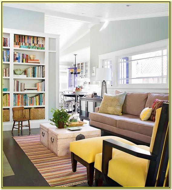 Family Friendly Living Room Design Ideas