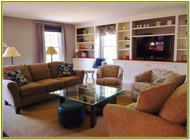 Family Kid Friendly Living Room