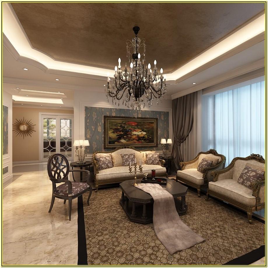 Fancy Big Living Room Ideas