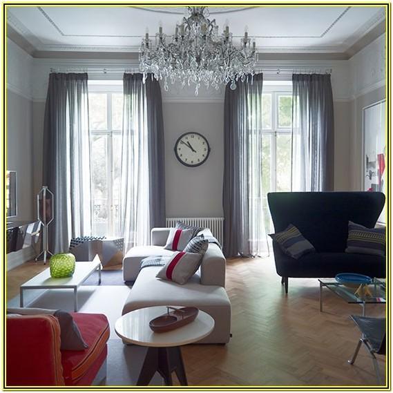 Fancy Grey Living Room Ideas