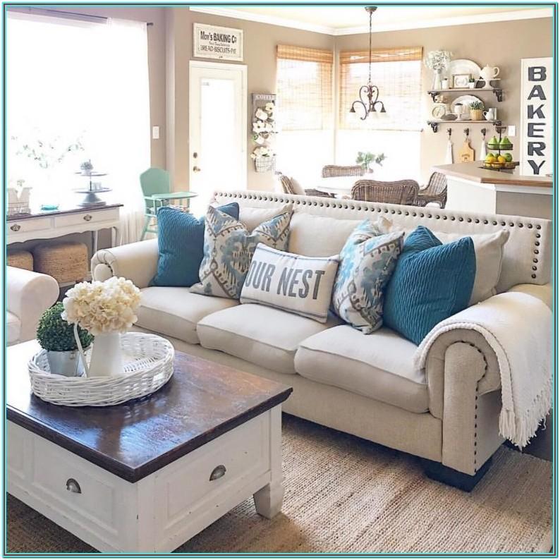 Farmhouse Chic Living Room Furniture