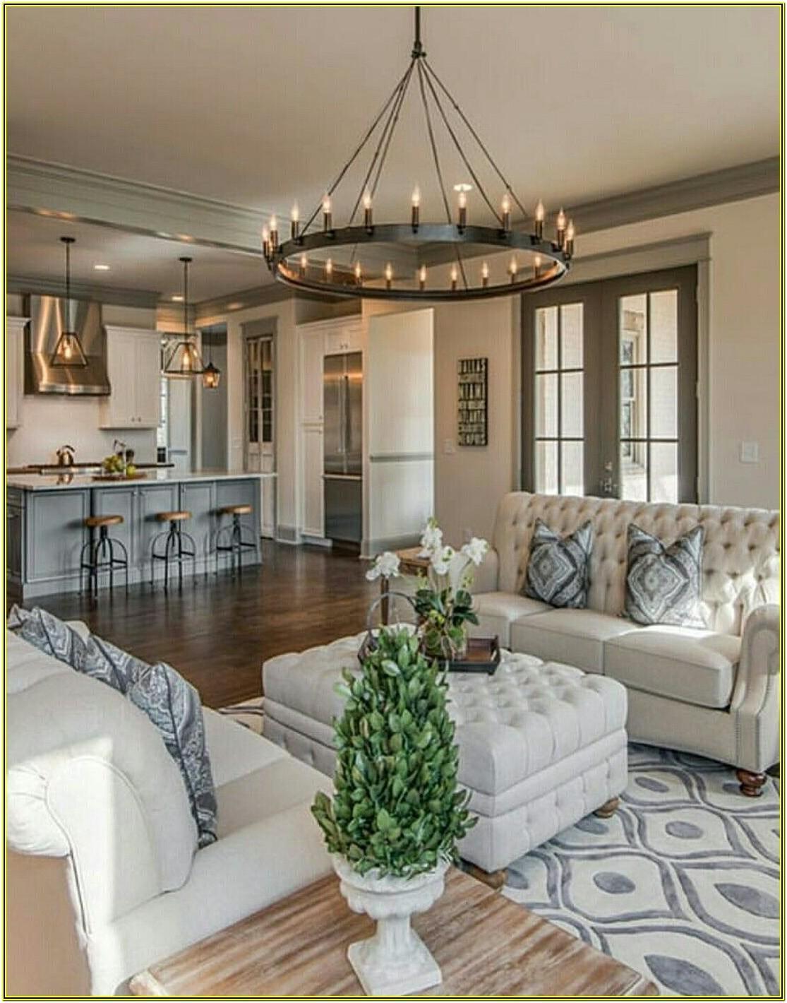 Farmhouse Living Room Lighting Fixtures