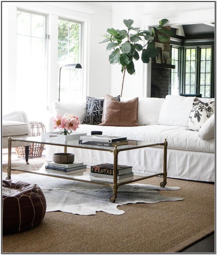 Farmhouse Living Room Rug Ideas