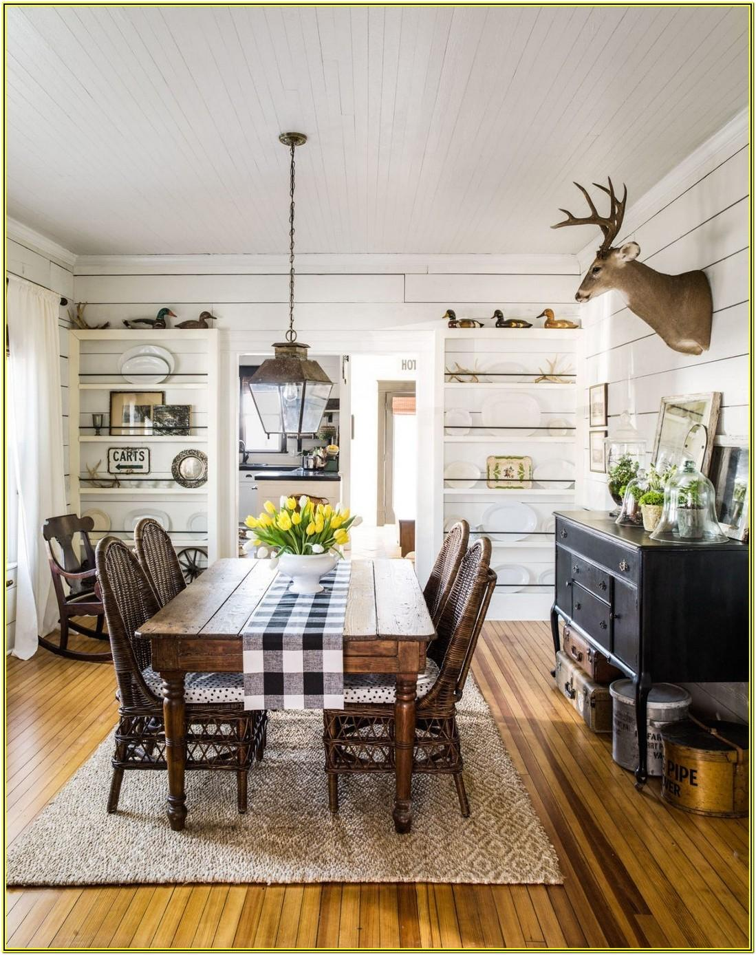 Farmhouse Rustic Living Room Chairs
