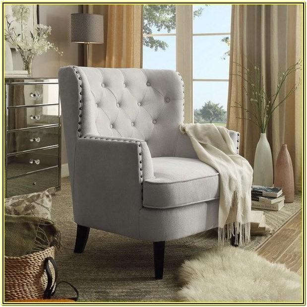 Farmhouse Style Farmhouse Living Room Accent Chairs
