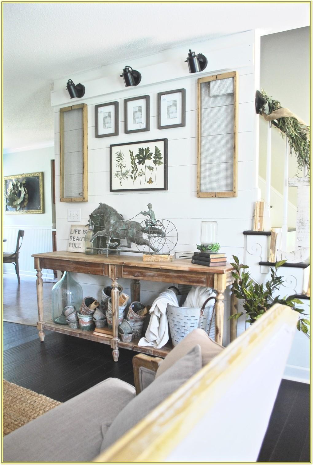 Farmhouse Style Lighting For Living Room