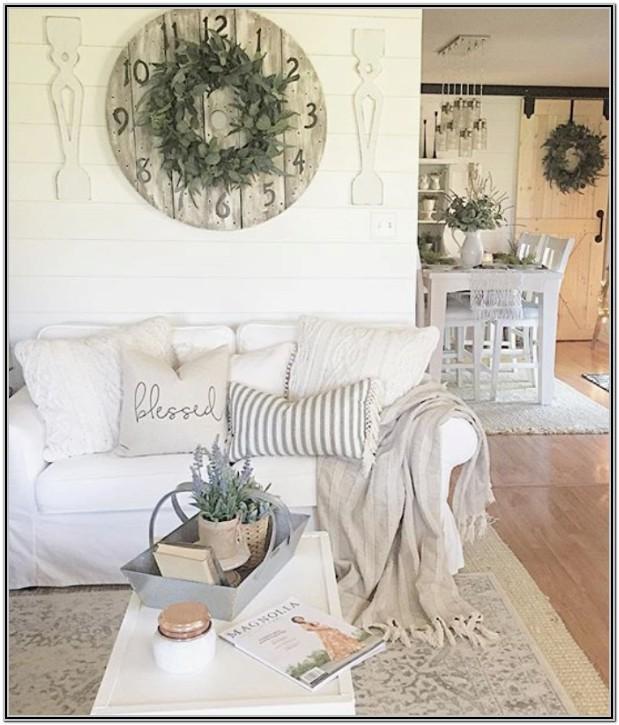 Farmhouse Style Rug For Living Room