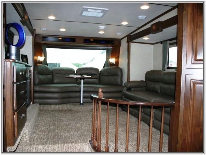 Fifth Wheel Trailers With Front Living Room