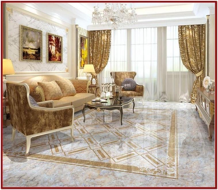 Floor Living Room Grey Design Tiles