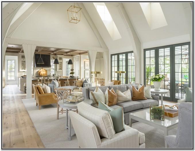 Flooring For Open Plan Kitchen Living Room