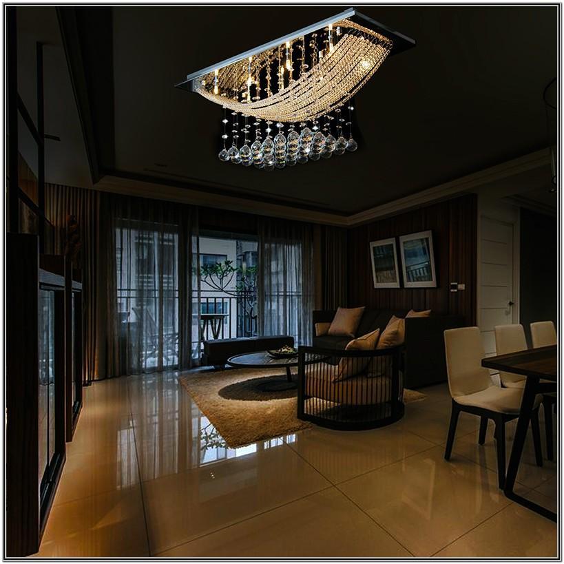 Flush Mount Lighting Living Room