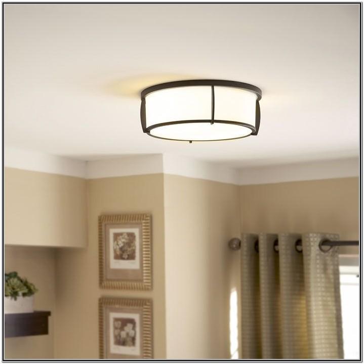 Flush Mount Living Room Light Fixtures