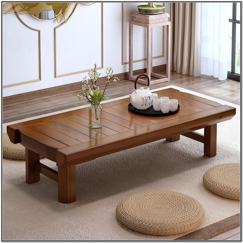 Foldable Living Room Table