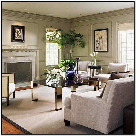 Formal Living Room Wall Colors