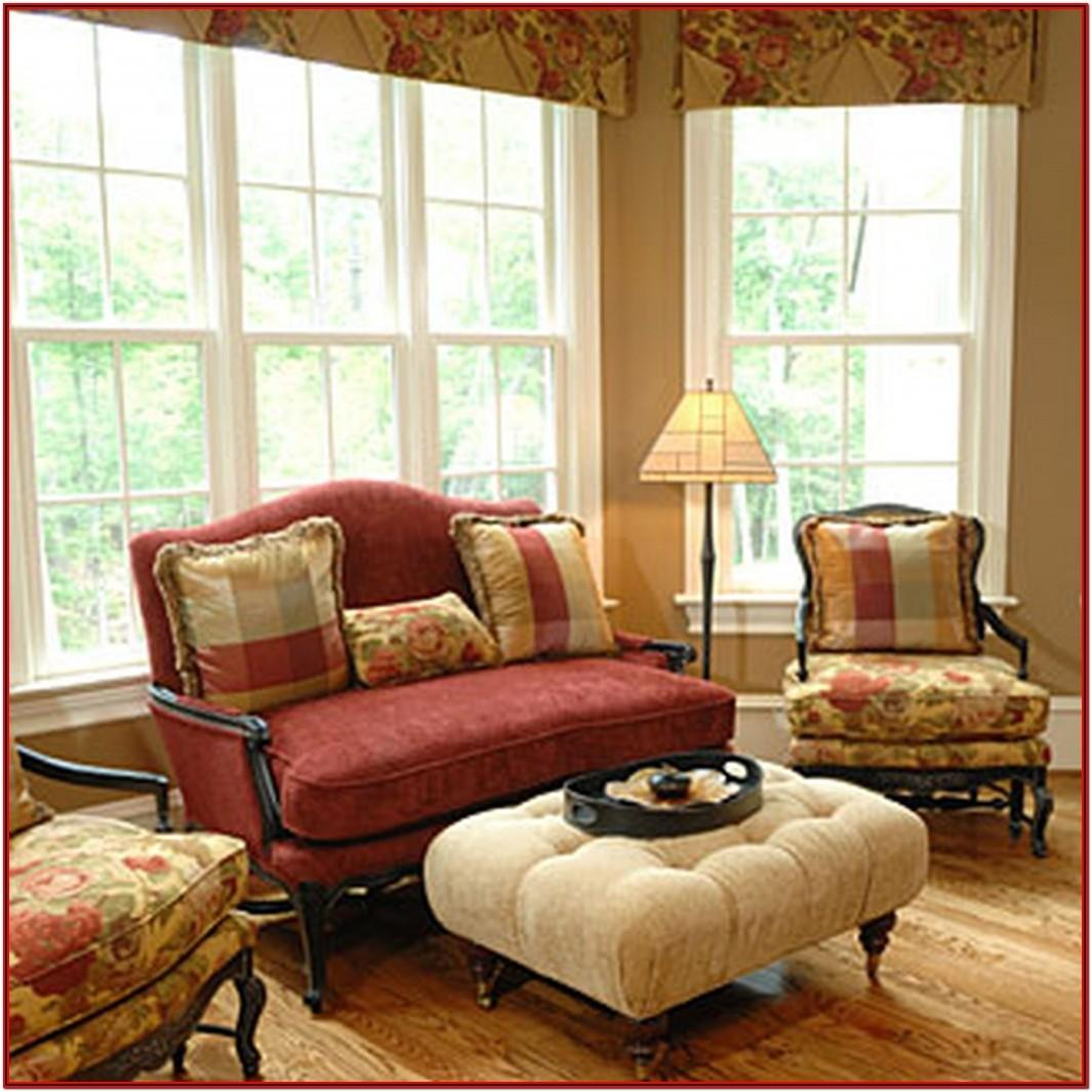 French Country Style Living Room Decorating Ideas