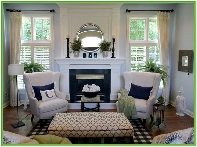 Front To Back Living Room Ideas