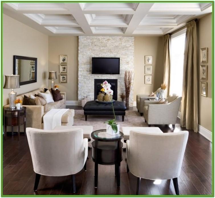Furnishing A Long Rectangular Living Room
