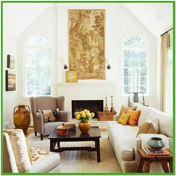 Furniture Arrangement For Narrow Living Room