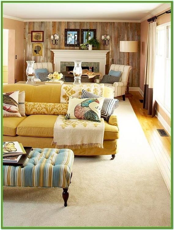 Furniture For Long Narrow Living Room