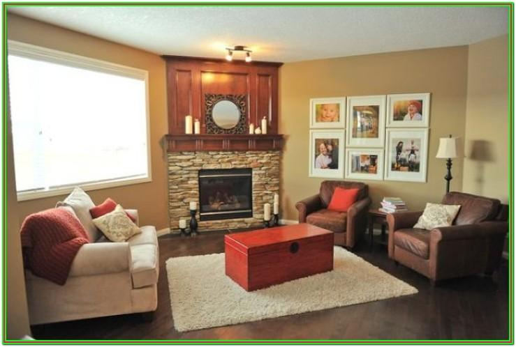 Furniture For Small Living Room With Fireplace