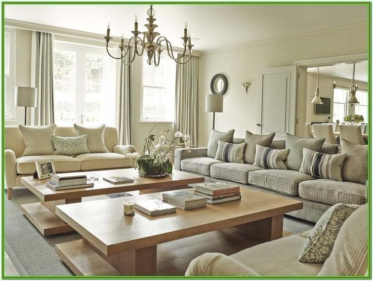 Furniture Layout For Large Rectangular Living Room
