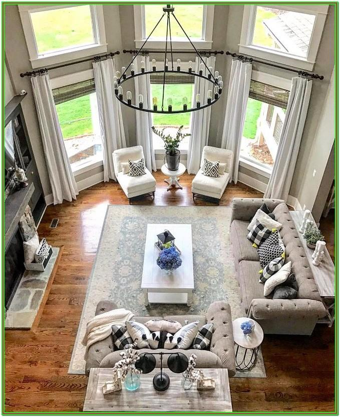 Furniture Layout Large Living Room Layout Ideas