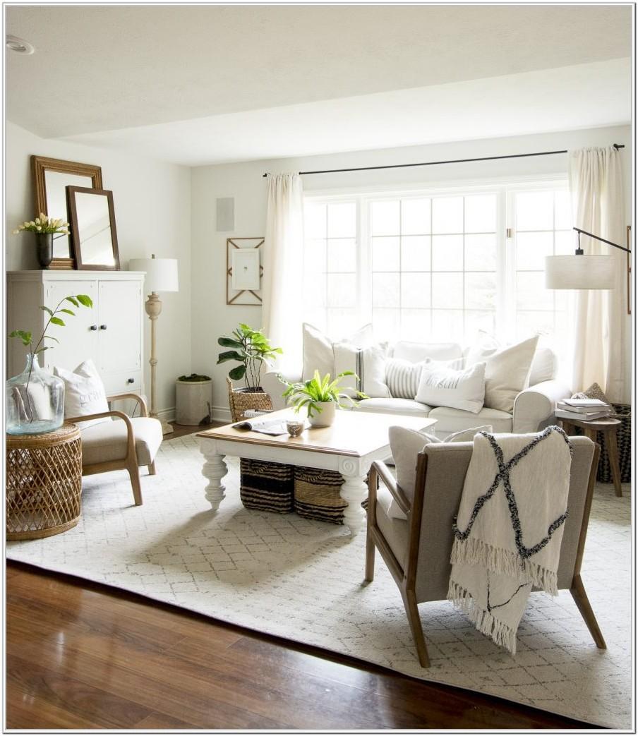 Furniture Modern Farmhouse Living Room Ideas