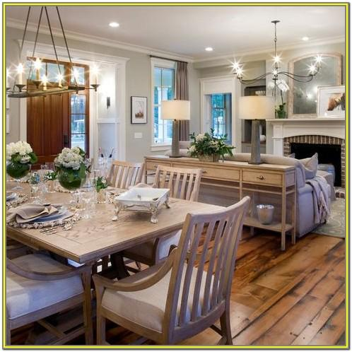 Furniture Small Living Dining Room Combo Ideas
