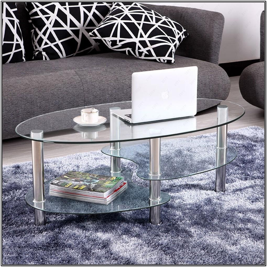 Glass Coffee Tables For Living Room