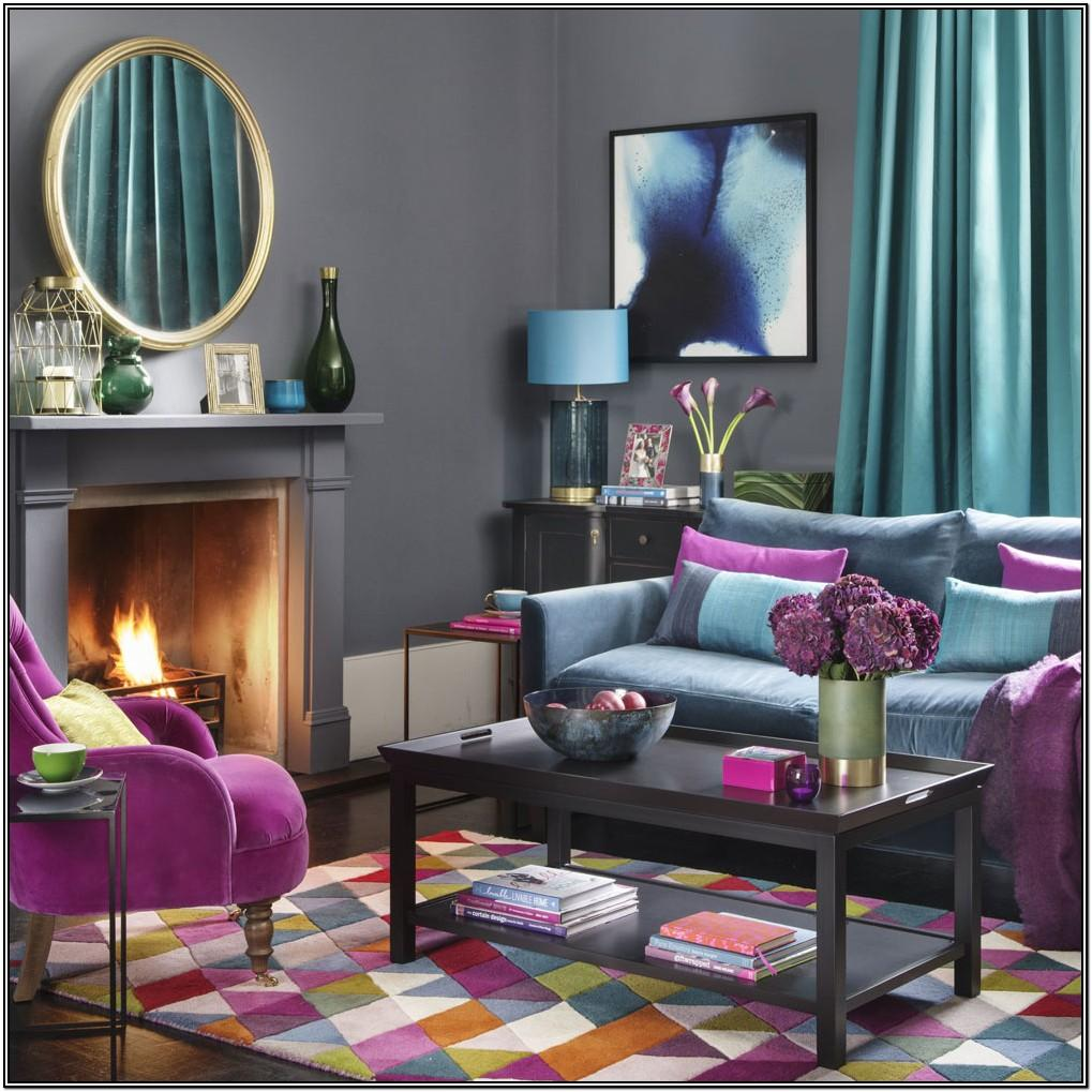 Good Color Schemes For Living Room