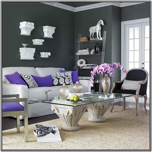 Gray Color Palette For Living Room