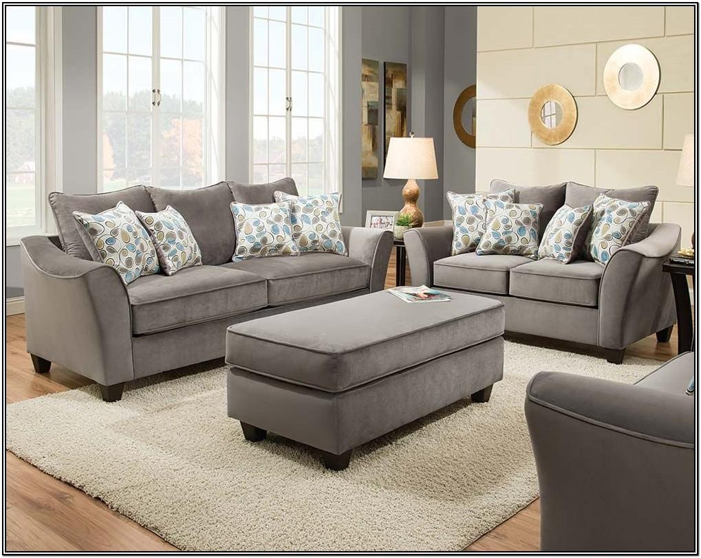 Gray Leather Living Room Ideas