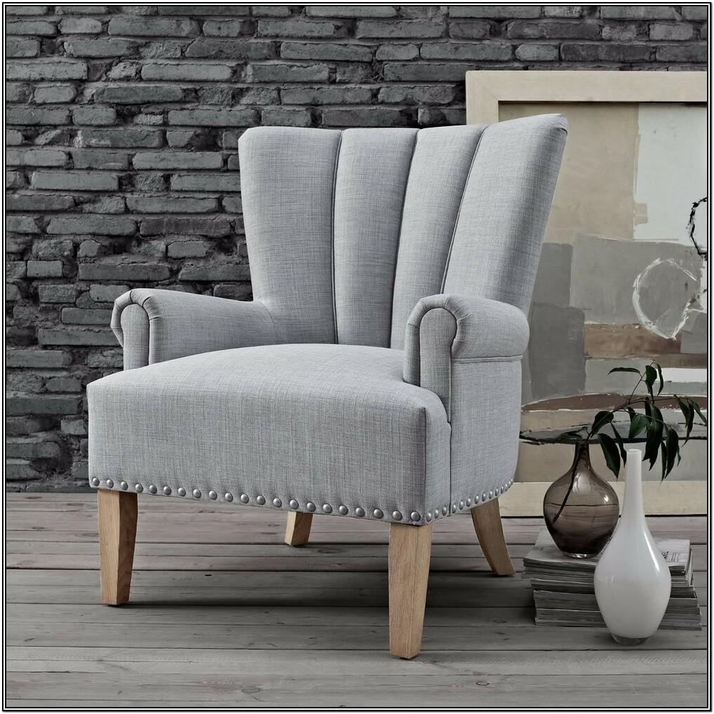 Gray Living Room Accent Chairs
