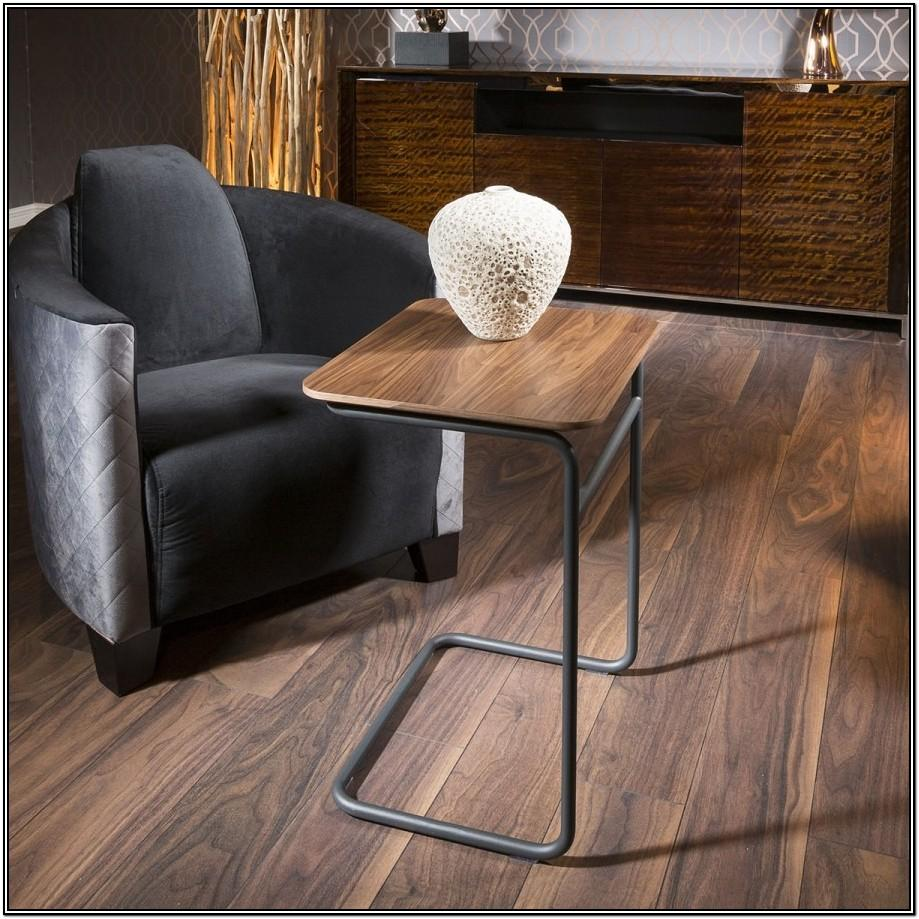 Gray Living Room End Tables