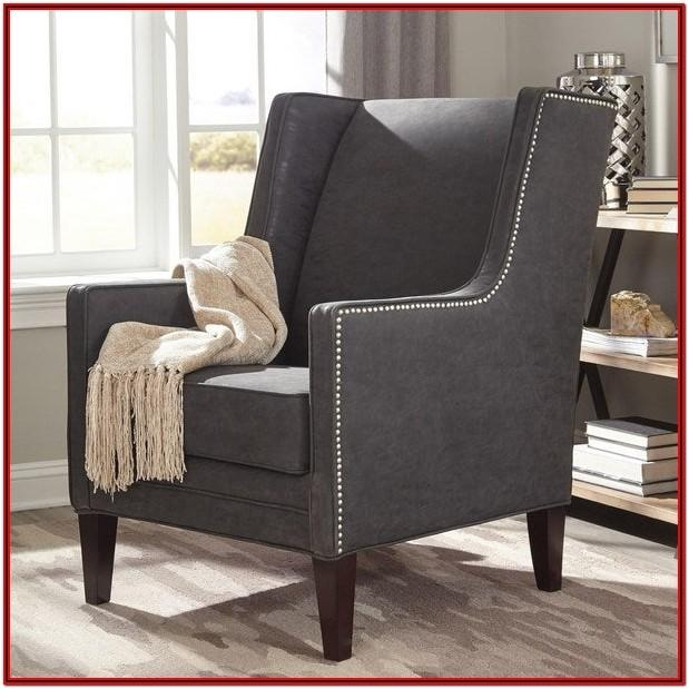Grey Accent Chairs For Living Room