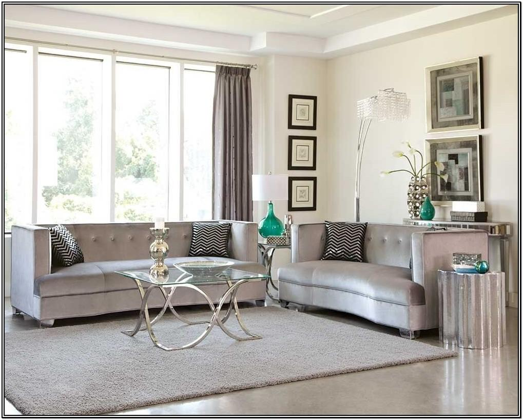 Grey And Gold Living Room Furniture