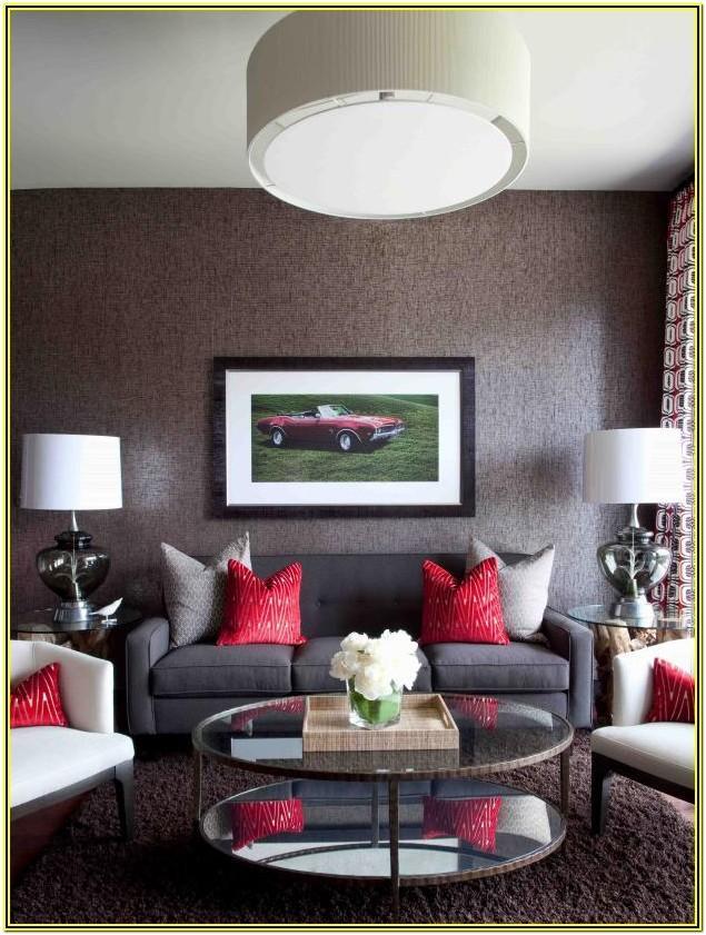 Grey Contemporary Small Living Room Ideas