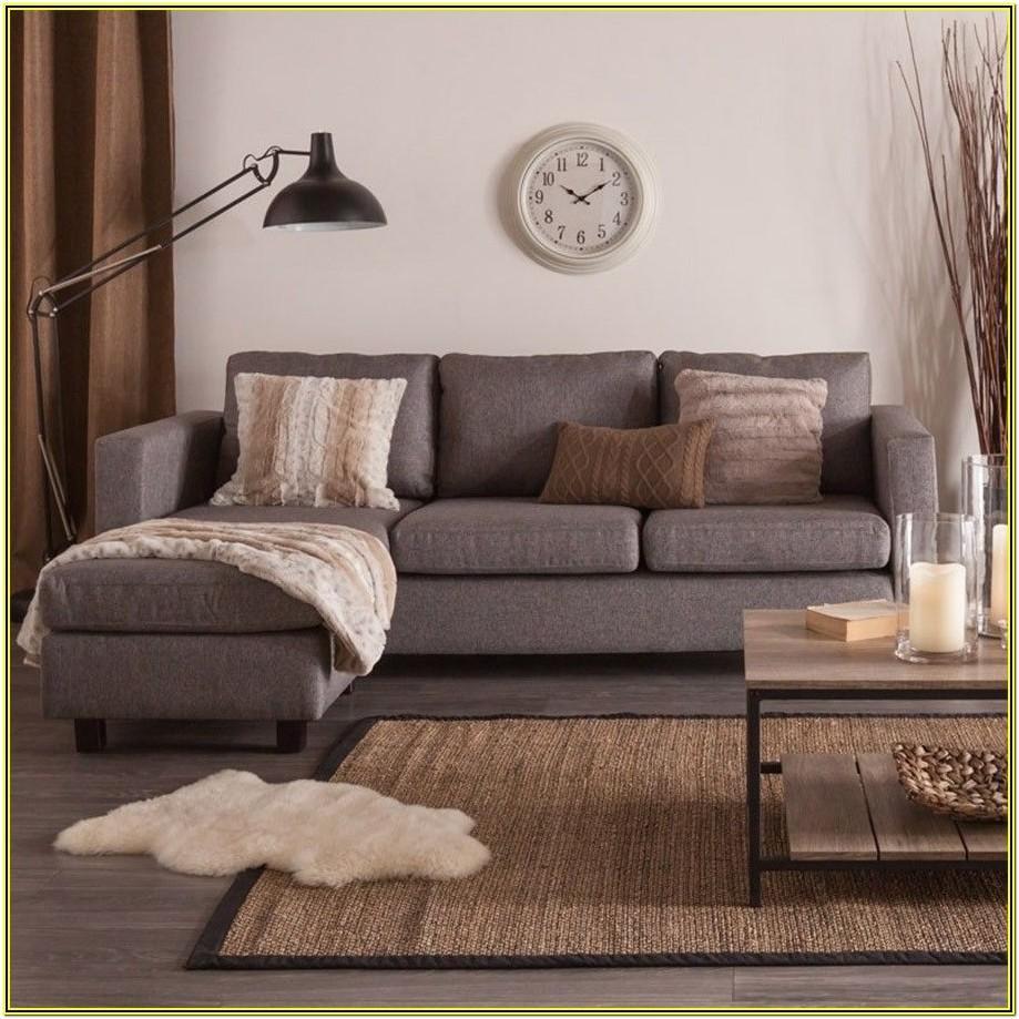 Grey Corner Sofa Living Room