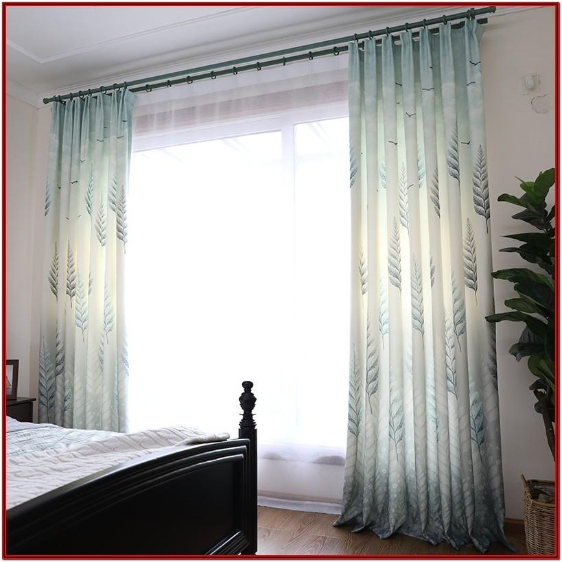 Half Curtains For Living Room