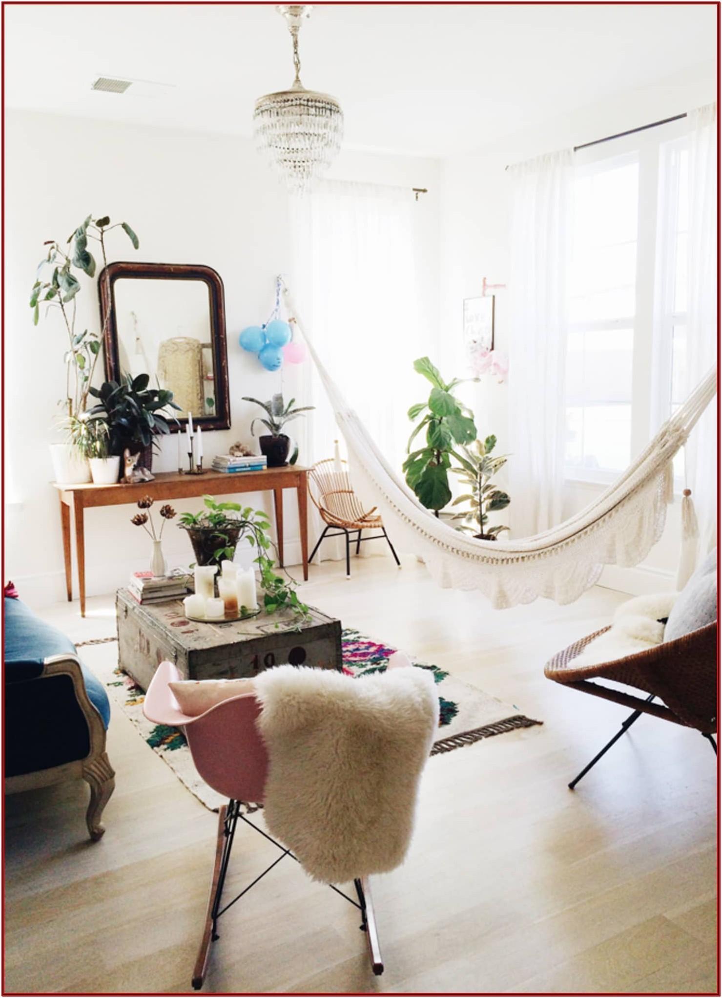 Hammock Chair Living Room
