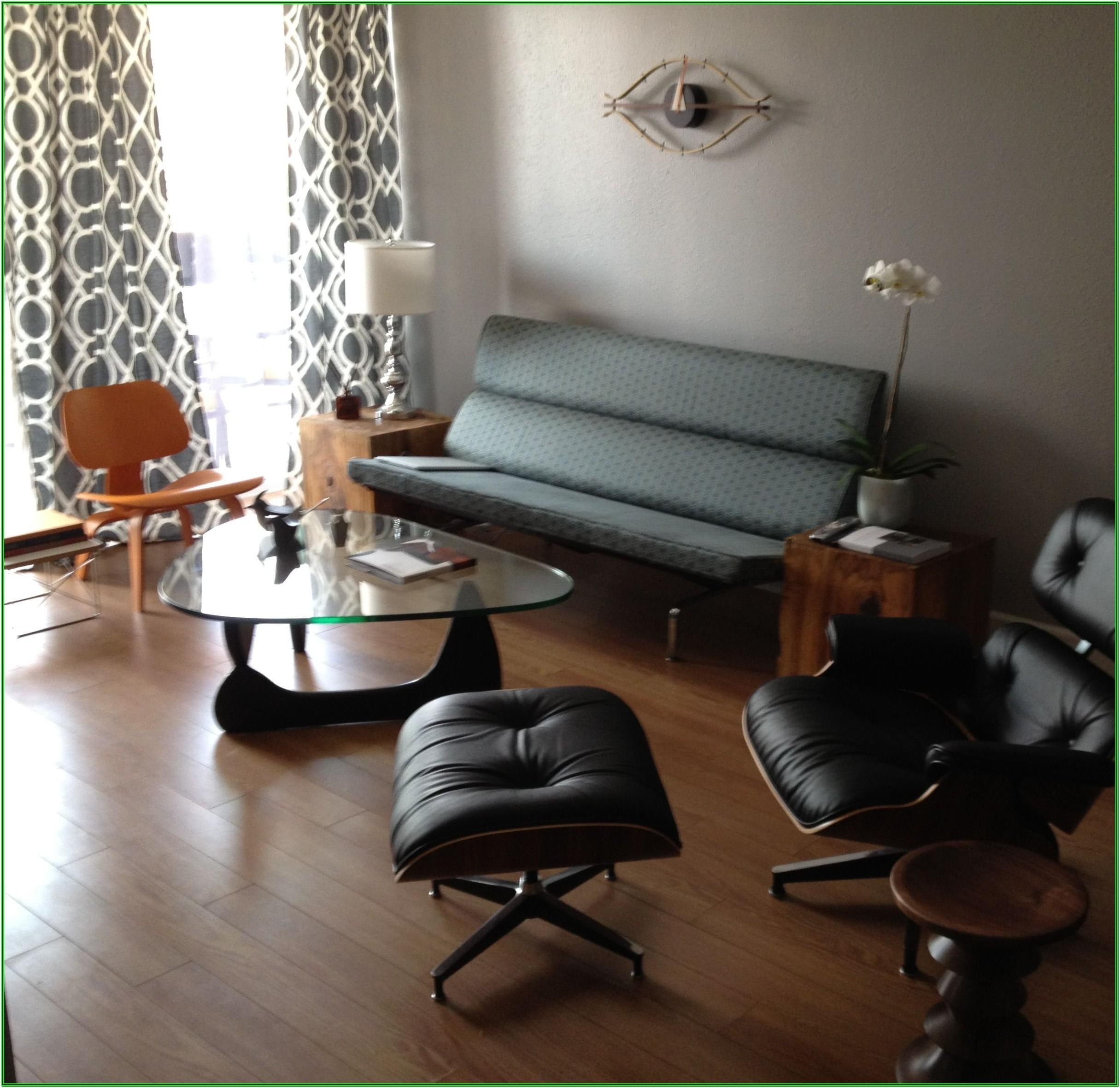 Herman Miller Eames Chair Living Room