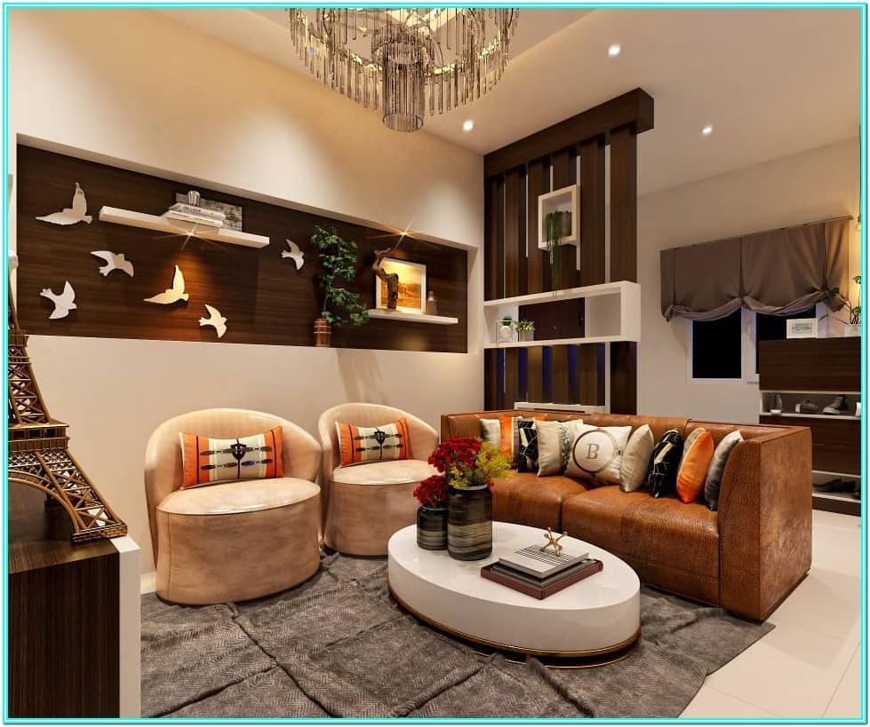Interior Design Living Room Plan