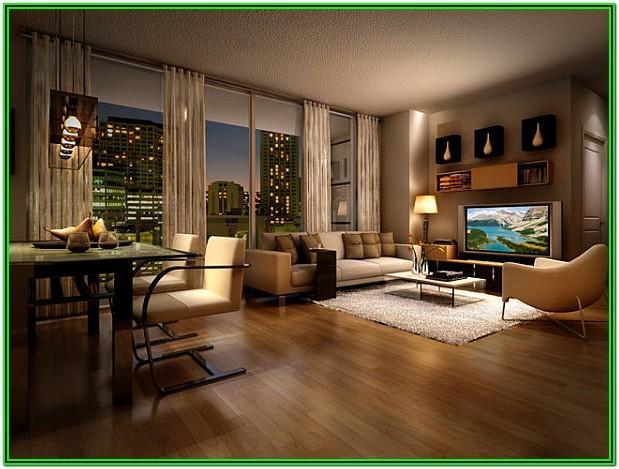 Interior Living Room Eggshell Paint