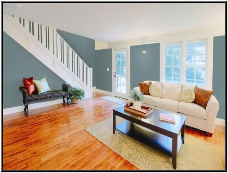 Interior Living Room Gray Paint Colors