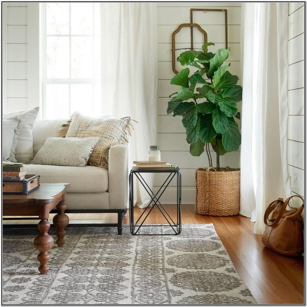 Joanna Gaines Farmhouse Living Room Rug
