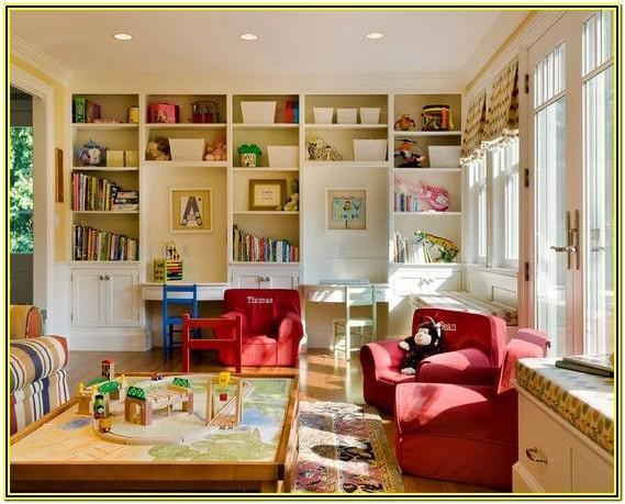 Kid Friendly Family Living Room Ideas