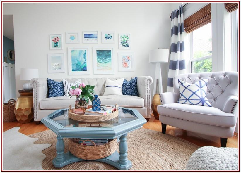 Lake House Living Room Decorating Ideas