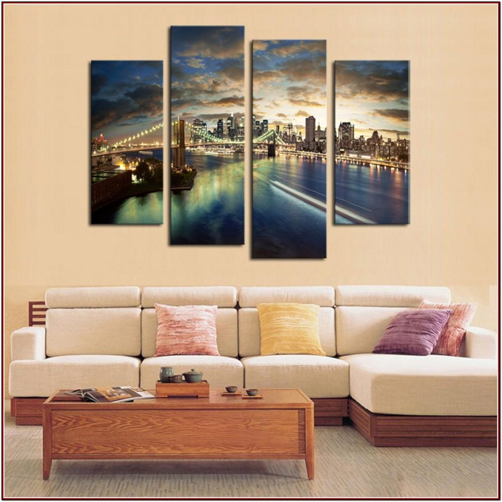 Large Canvas For Living Room