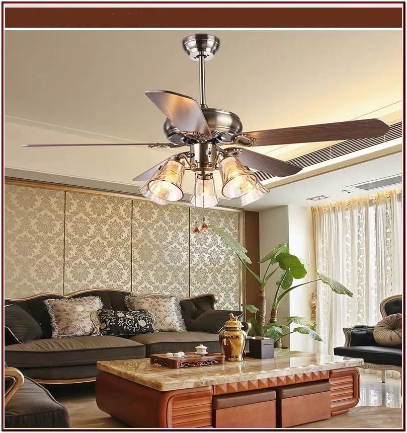 Large Ceiling Fans For Living Room